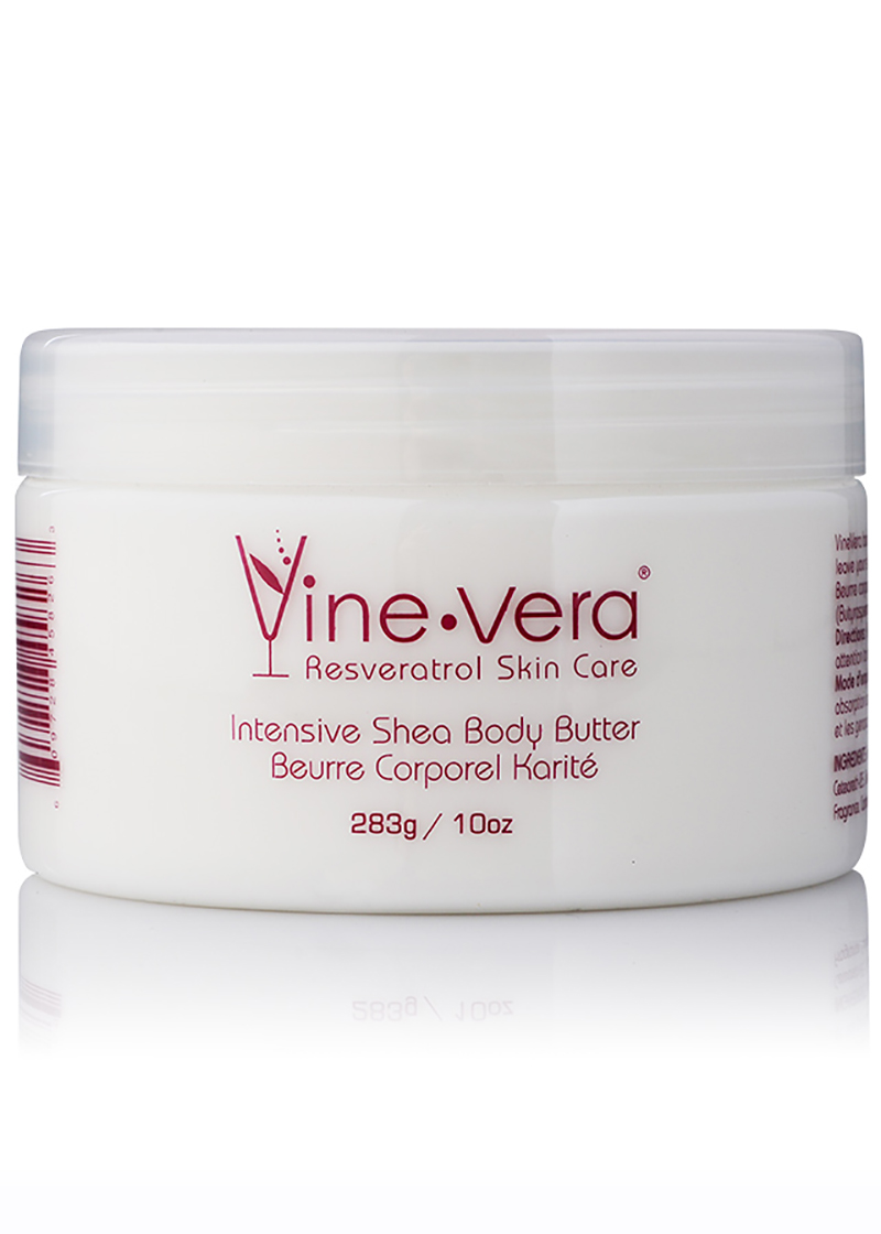 front view of Body Butter