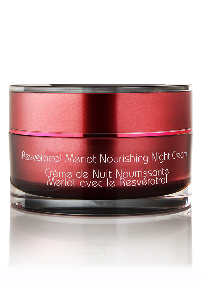back view of Nourishing Night Cream