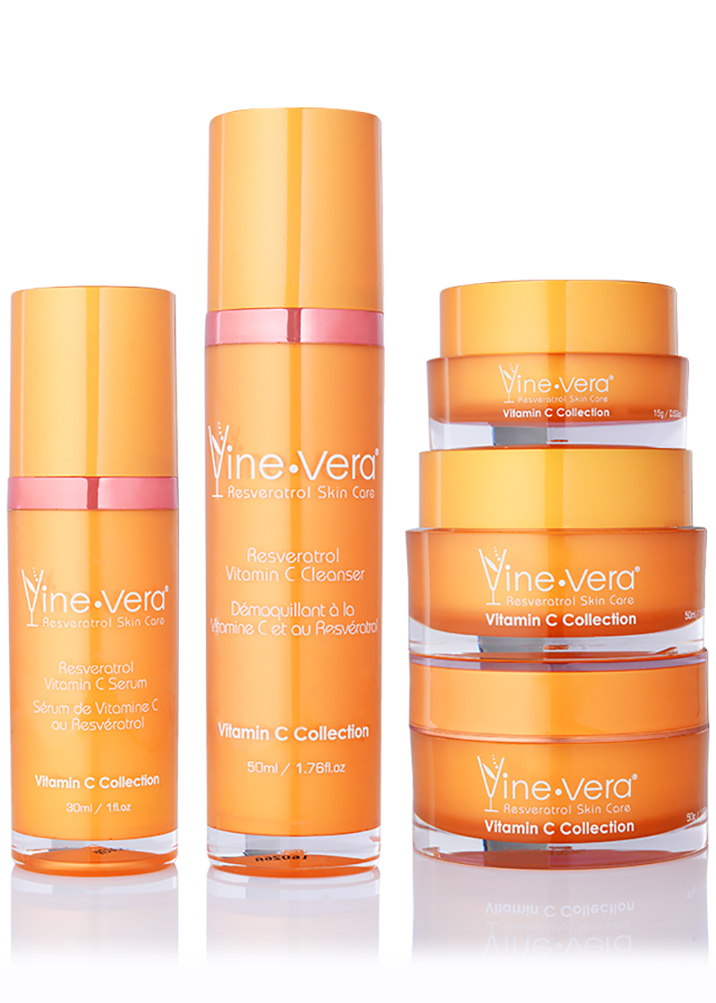 Resveratrol Vitamin C Collection